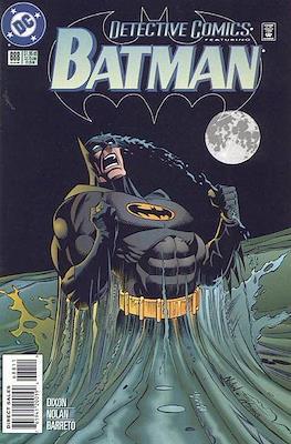 Detective Comics Vol. 1 (1937-2011; 2016-) (Comic Book) #688