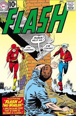 The Flash #123 Facsimile Edition