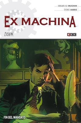 Ex Machina (Rústica.) #10