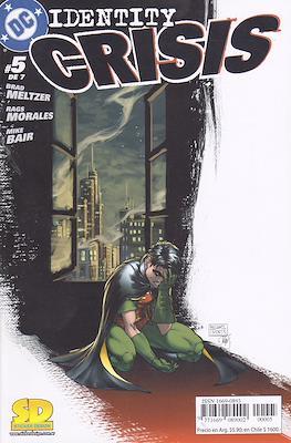 Identity Crisis (2005) Grapa #5