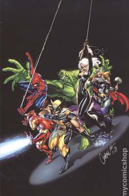 Marvel Comics #1000 (Variant Cover) #1.14