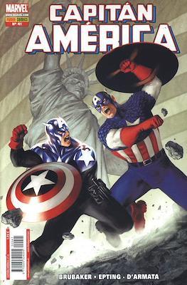 Capitán América Vol. 7 (2005-2011) (Grapa) #41