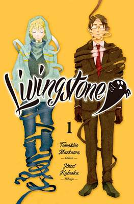 Livingstone (Rústica con sobrecubierta) #1