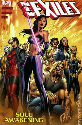 New Exiles (Softcover) #2