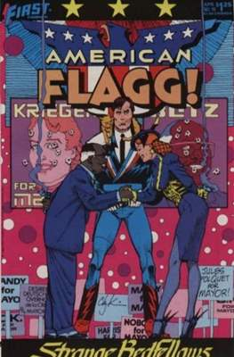 American Flagg! (Comic book) #19