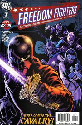 Freedom Fighters Vol. 2 (Comic Book) #7