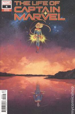 The Life of Captain Marvel (Variant Covers) (Comic Book) #4