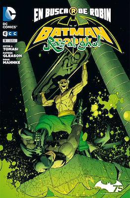 Batman y Robin. Nuevo Universo DC #9