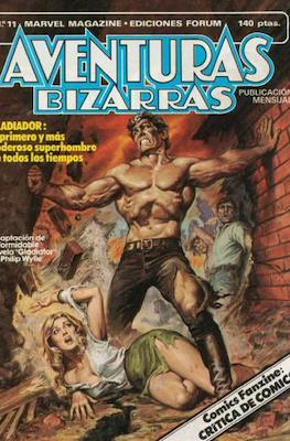 Aventuras Bizarras (1983-1985) #11