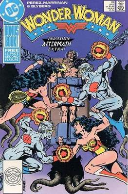 Wonder Woman Vol. 2 (1987-2006) (Comic Book) #26