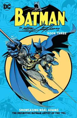 Batman by Neal Adams #3