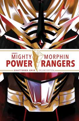 Mighty Morphin Power Rangers - Deluxe Edition (Hardcover 496 pp) #3