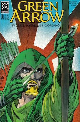 Green Arrow Vol. 2 (Comic-book.) #10