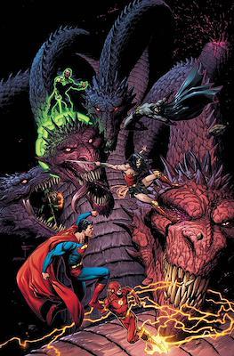 Liga de la Justicia. Nuevo Universo DC / Renacimiento (Grapa) #108/30
