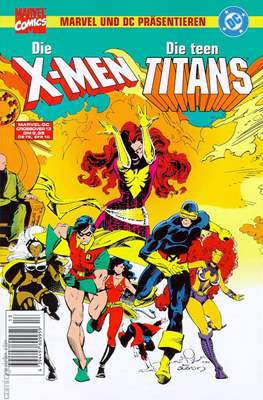 Marvel DC Crossover (Heften-Softcover) #13