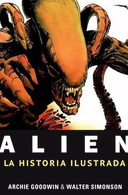 Alien. La historia ilustrada