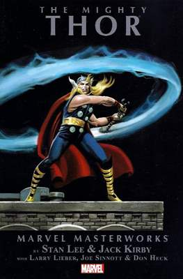 Marvel Masterworks: The Mighty Thor (Softcover) #1