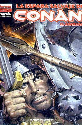 La Espada Salvaje de Conan el Bárbaro. Edición coleccionistas (Rústica 64 pp) #51