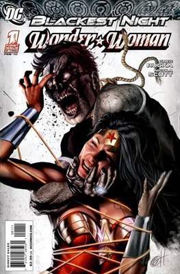 Blackest Night: Wonder Woman (2010) (Comic book) #1