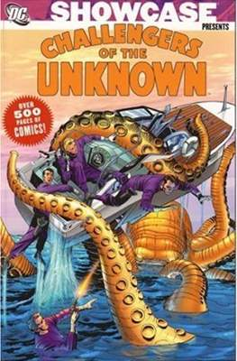 Showcase Presents: Challengers of the Unknown (Softcover 544 pp) #1