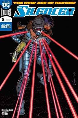 The Silencer (2018) (Comic Book) #5