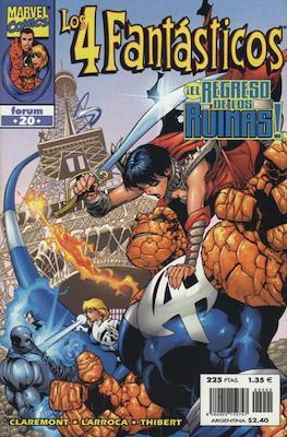 Los 4 Fantásticos Vol. 3 (1998-2001). Heroes Return (Grapa 24-48 pp) #20