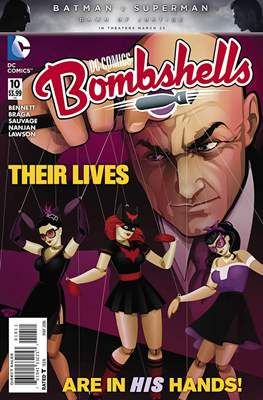 DC Comics: Bombshells (Comic Book) #10