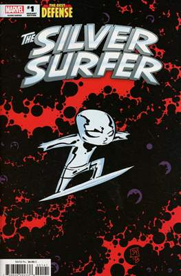 The Silver Surfer: The Best Defense (Variant Cover)