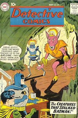 Detective Comics Vol. 1 (1937-2011; 2016-) (Comic Book) #279