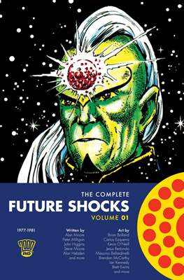 The Complete Future Shocks (Softcover 320-272 pp) #1