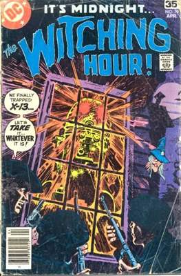 The Witching Hour Vol.1 (Grapa) #79