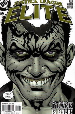Justice League Elite (2004-2005) (Comic Book) #5