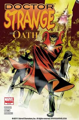Doctor Strange: The Oath (Digital) #2