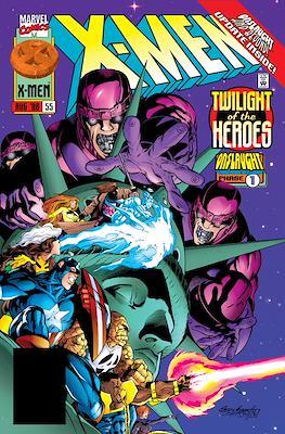 X-Men / New X-Men / X-Men Legacy Vol. 2 (1991-2012) (Comic Book 32 pp) #55