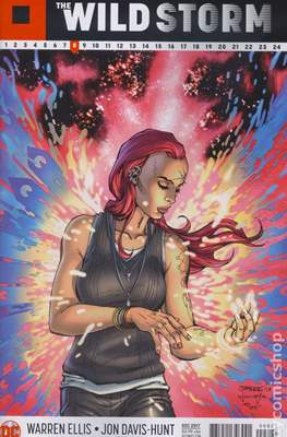 The Wild Storm (Variant Covers) (Grapa) #8
