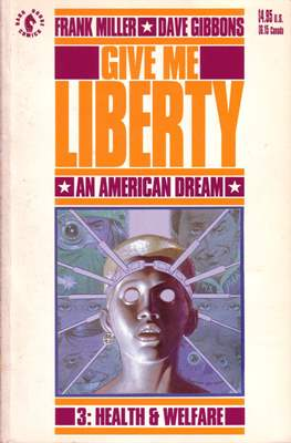 Give Me Liberty (Softcover 48 pp) #3