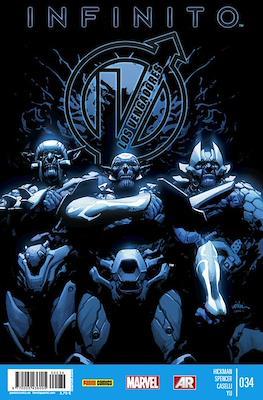 Los Vengadores Vol. 4 (2011-) (Grapa) #34
