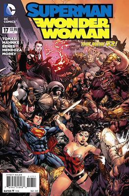 Superman / Wonder Woman (2013-) (Digital) #17