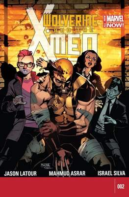 Wolverine and the X-Men Vol. 2 #2