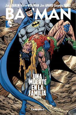 Batman. Una muerte en la familia (Rústica) #6
