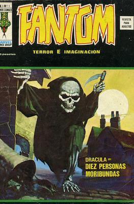 Fantom Vol. 2 (1974-1975) (Grapa) #15