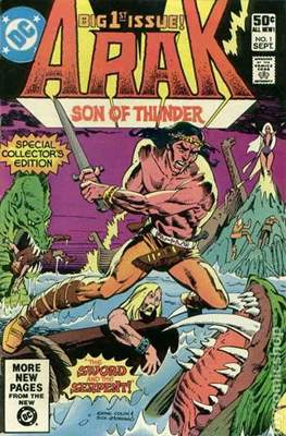 Arak: Son of Thunder (1981-1985)
