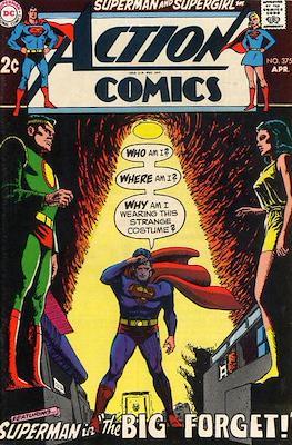 Action Comics Vol. 1 (1938-2011; 2016-) (Comic Book) #375
