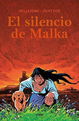 El Silencio de Malka (Cartoné 112 pp) #