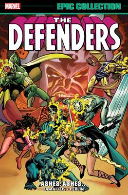 The Defenders Epic Collection (Softcover 440-480 pp) #7