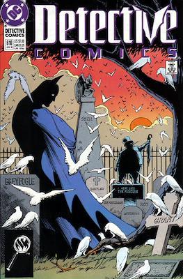 Detective Comics Vol. 1 (1937-2011; 2016-) (Comic Book) #610