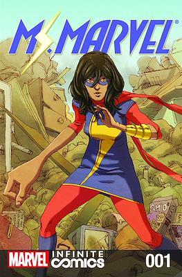 Ms Marvel - Infinite Comics