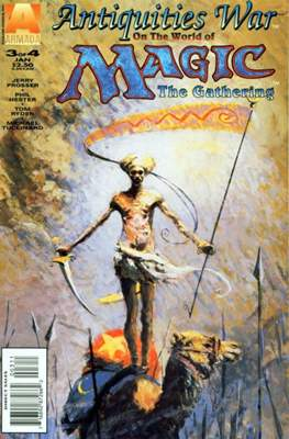 Antiquities War on the World of Magic the Gathering #3