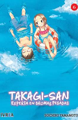 Takagi-san: Experta en bromas pesadas #6