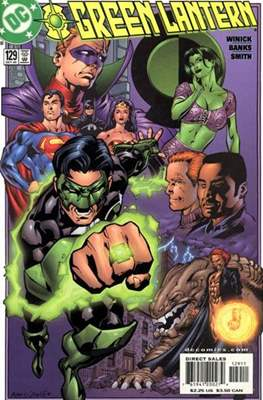 Green Lantern Vol. 2 (1990-2004) (Comic-Book) #129